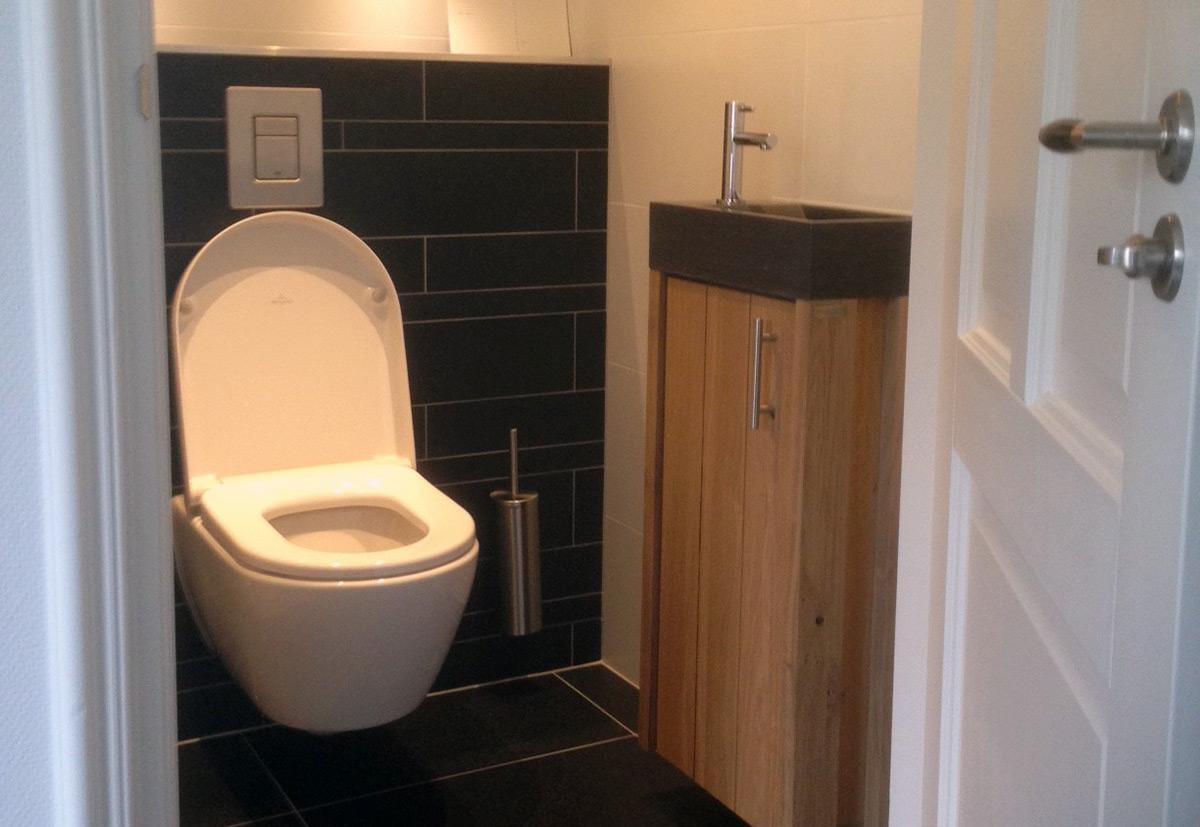 Badkamer meubelmakerij popke postma - Badkamer wc ...